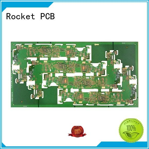 Rocket PCB free sample any-layer pcb anylayer for wholesale