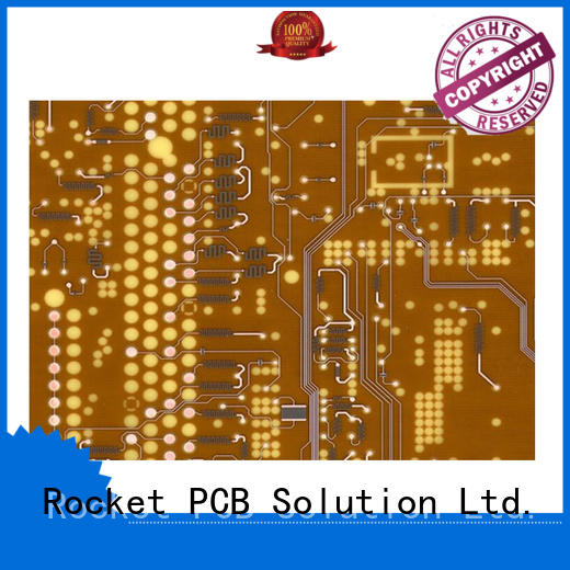 high-tech quick turn pcb cable for wholesale Rocket PCB