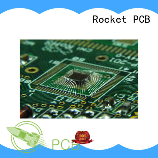 Rocket PCB professional wire bonding process surface finished for digital device