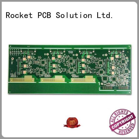 Rocket PCB depth high frequency PCB cavities for wholesale
