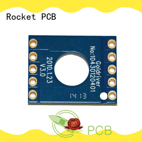 Rocket PCB thick printed circuit board assembly thick for electronics