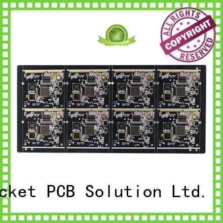 Rocket PCB plated pcb connection at discount for wholesale