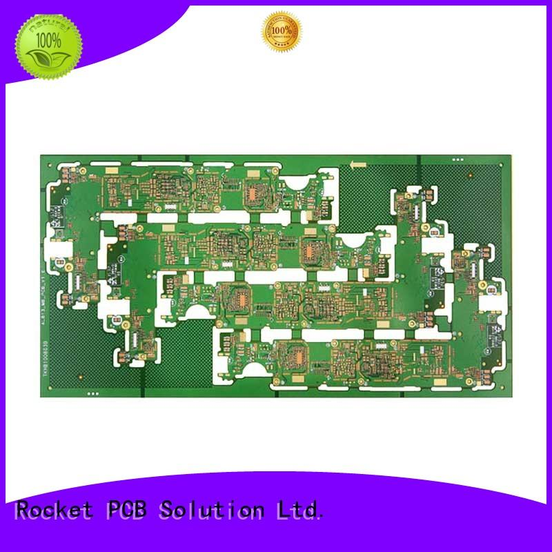 Rocket PCB customized double layer pcb layer