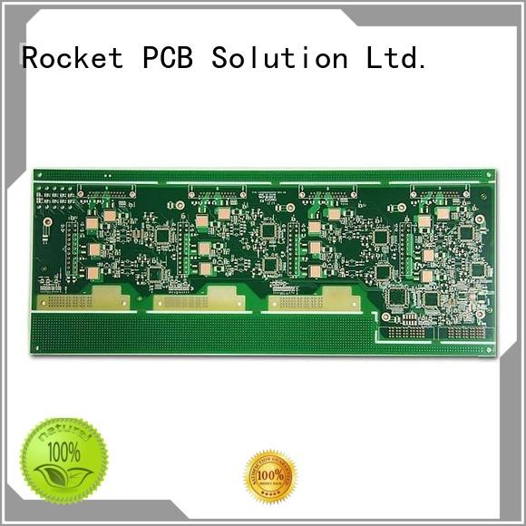 Rocket PCB pth cavity pcb smart control for wholesale