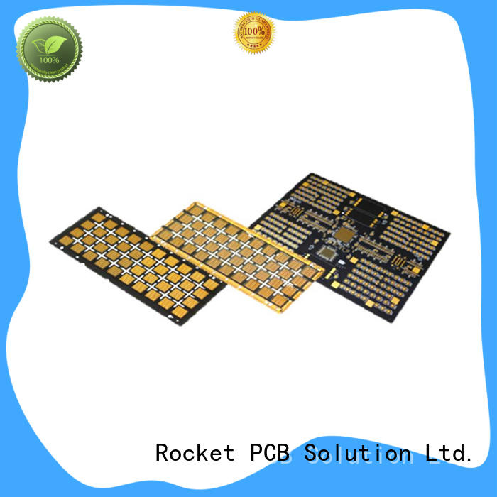 Rocket PCB at discount led pcb light-weight for digital products