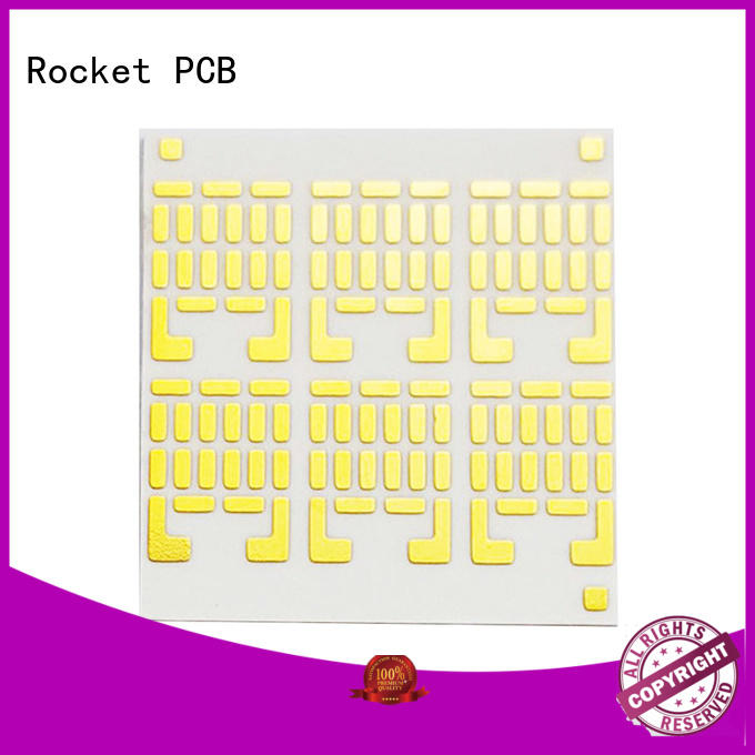 material pwb fabrication base for automotive Rocket PCB