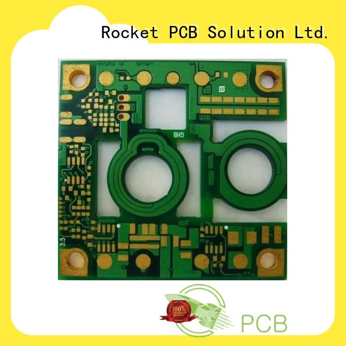 Rocket PCB maker power pcb maker for