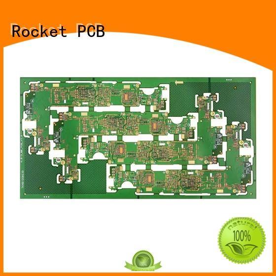 at discount dual layer pcb free sample at discount Rocket PCB