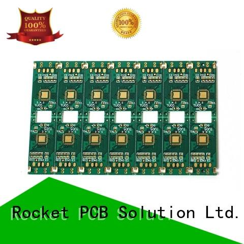 top brand multilayer pcb manufacturing at discount IOT Rocket PCB