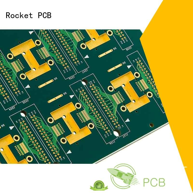 Rocket PCB multilayer pcb board thickness cavities
