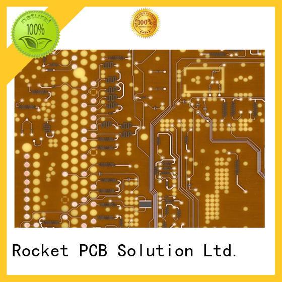 high-tech pcb printed circuit board pcb at discount Rocket PCB