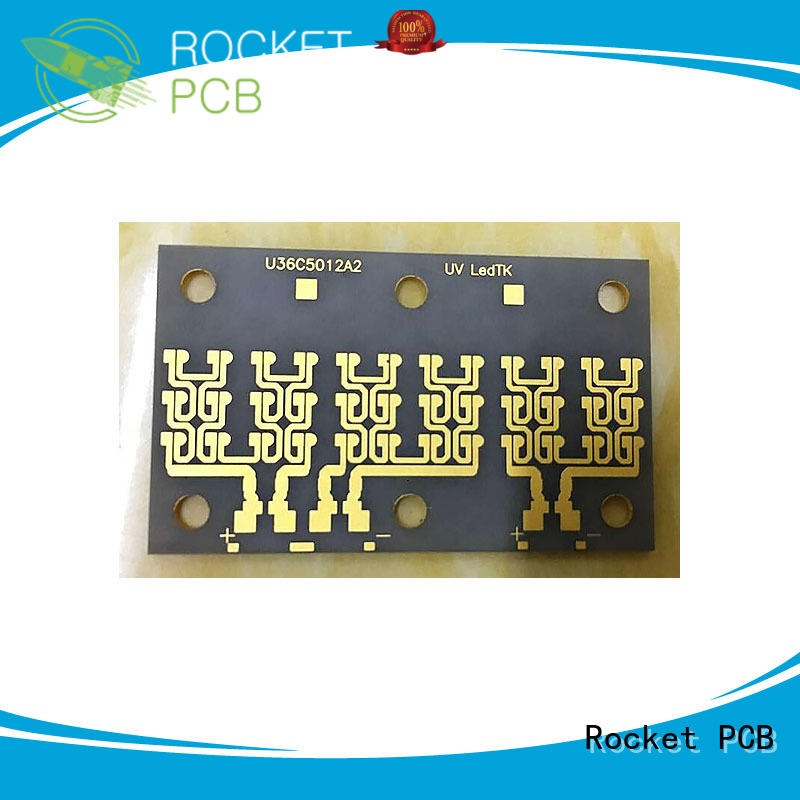 substrates pwb fabrication substrates automotive Rocket PCB