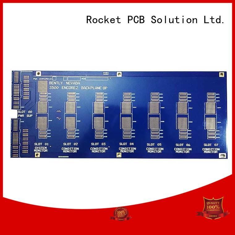 multi-layer pcb technologies board Rocket PCB