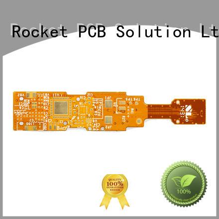 Rocket PCB multilayer flex pcb flex for digital device