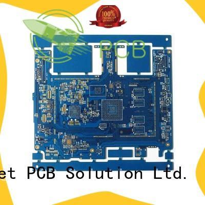 pcb assembly hole wide usage Rocket PCB
