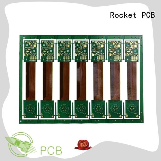 Rocket PCB boards rigid flex pcb top brand industrial equipment