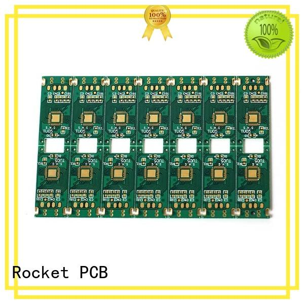 high quality Multilayer PCB top brand smart home Rocket PCB