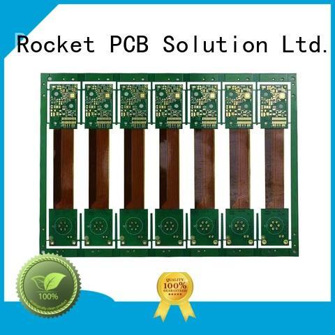 boards rigid flex board pcb industrial Rocket PCB