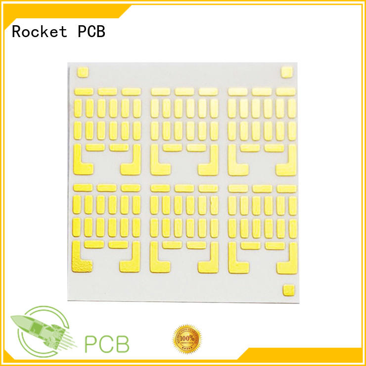 Rocket PCB heat-resistant metal base pcb substrates for electronics