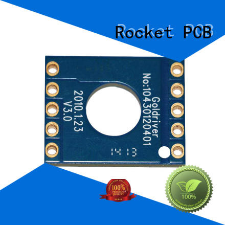 copper printed circuit board assembly for digital product Rocket PCB
