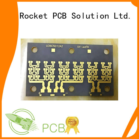 Rocket PCB thermal ceramic pcb material conductivity for electronics