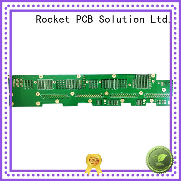 Rocket PCB multi-layer order custom pcb quality for vehicle