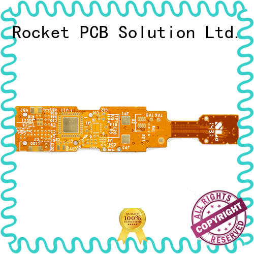 Rocket PCB flexible flexible printed circuit boards flex for automotive