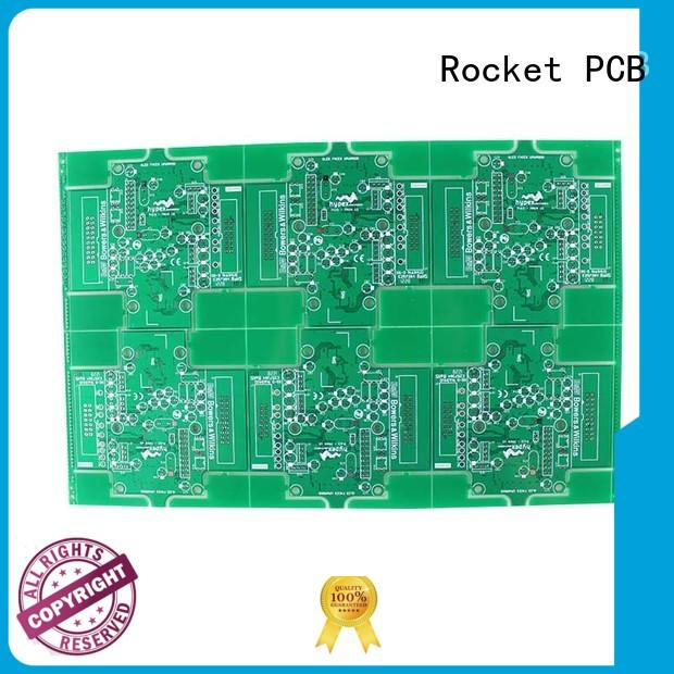 Rocket PCB hot-sale double sided printed circuit board turn around digital device
