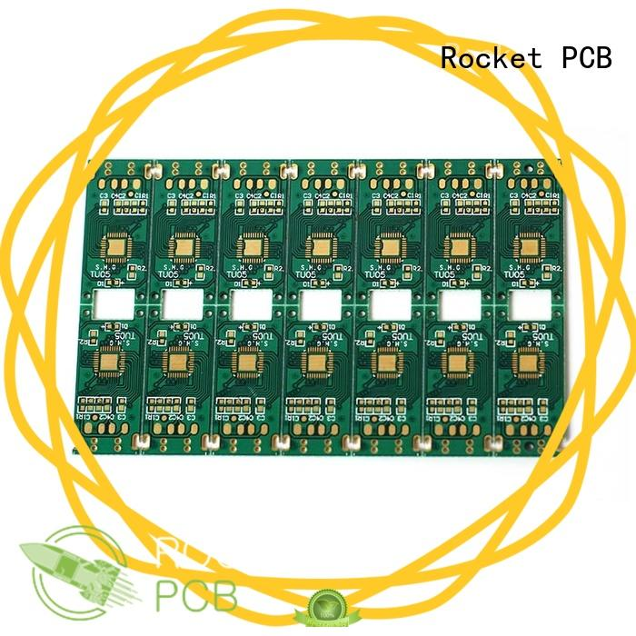 Rocket PCB high mixed Multilayer PCB top-selling smart home