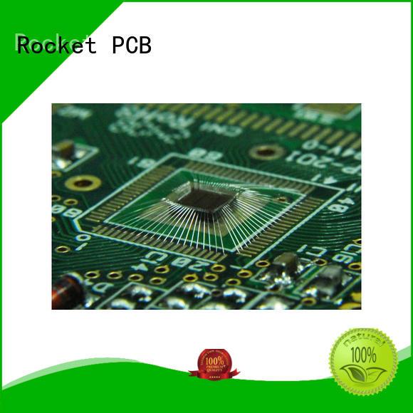 fabrication wire bonding pcb bulk fabrication for digital device Rocket PCB