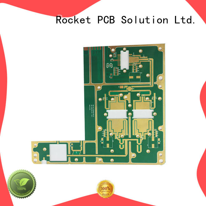 micro-wave RF PCB production board cheapest price for automotive