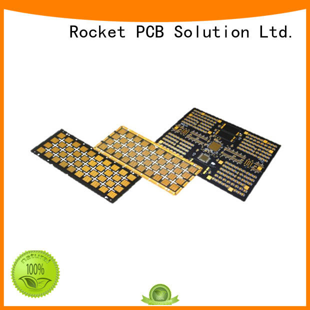 Rocket PCB printed led pcb control for equipment