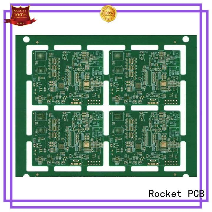 Rocket PCB manufacturing HDI PCB board interior electronics