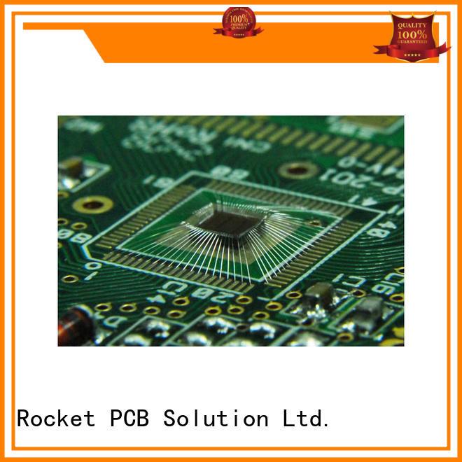 Rocket PCB wholesale aluminum wire bonding process bulk fabrication for automotive