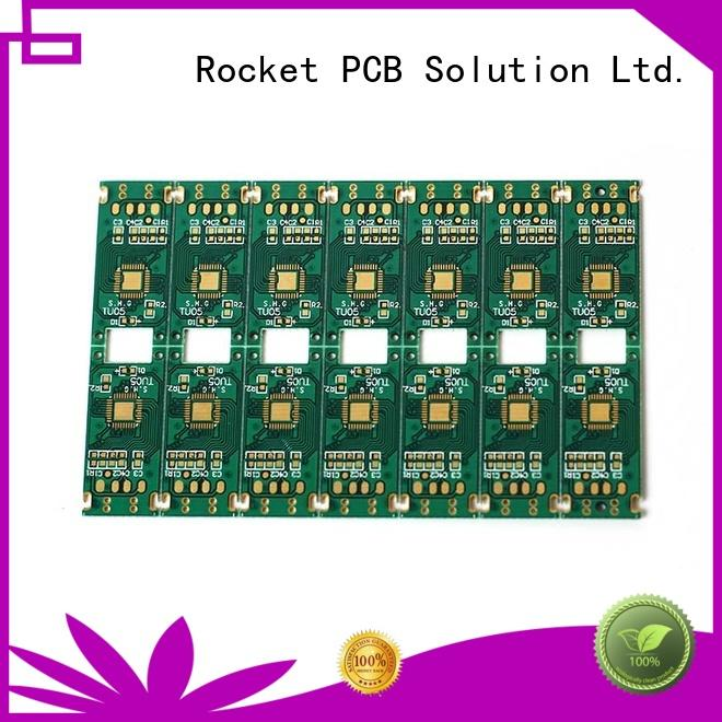top brand multilayer pcb manufacturing custom for wholesale Rocket PCB