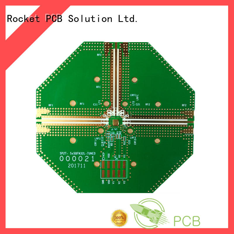 Rocket PCB rogers pcb rogers for digital product