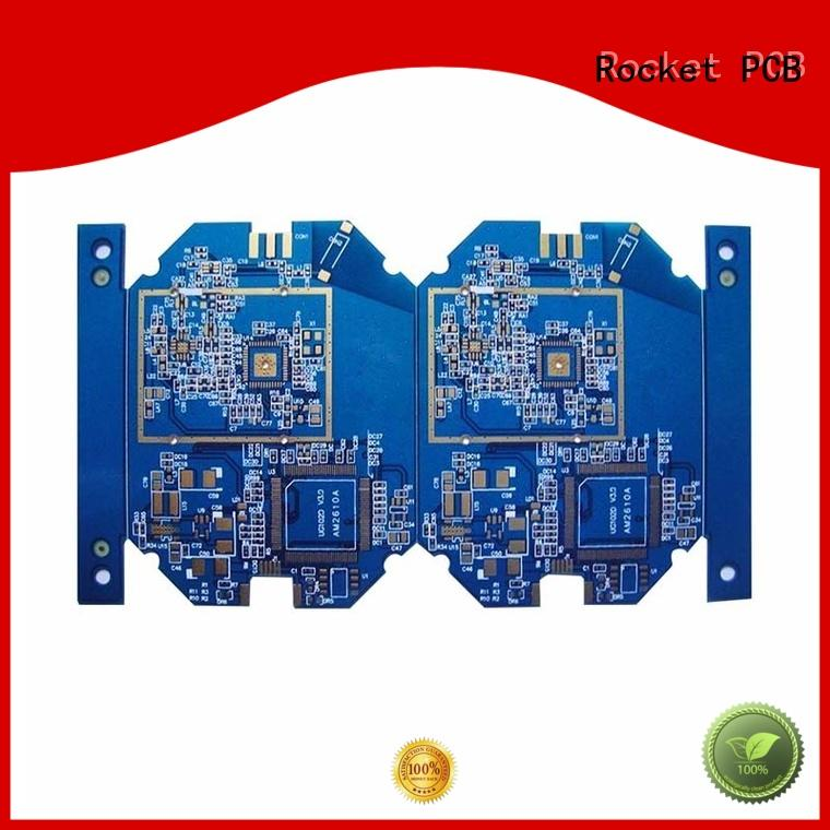 Rocket PCB high mixed multilayer pcb manufacturing smart home