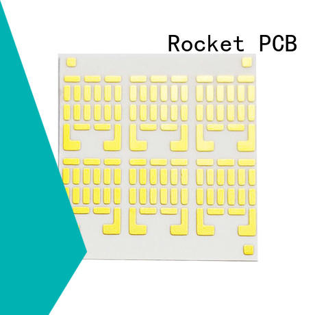 Rocket PCB ceramic high tech pcb substrates for electronics