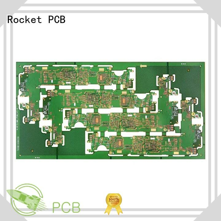 Rocket PCB stagger pcb manufacturing process hdi