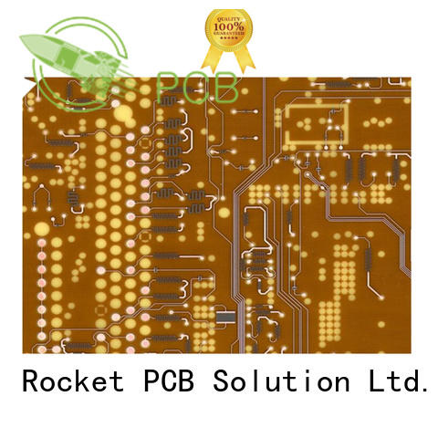components pcb production components cable Rocket PCB