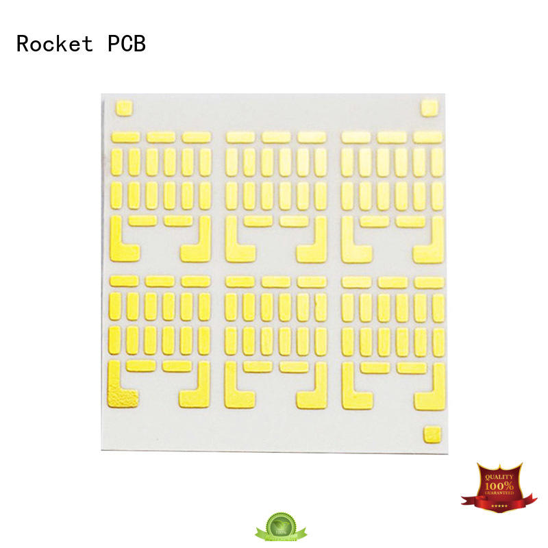 conductivity IC structure pcb material conductivity for base material Rocket PCB
