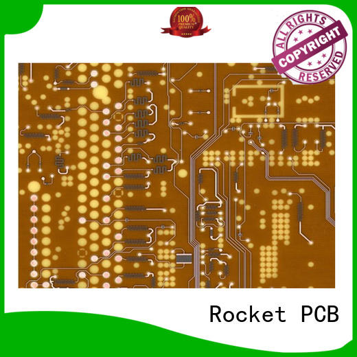 Rocket PCB capacitors prototype pcb resistors for sale