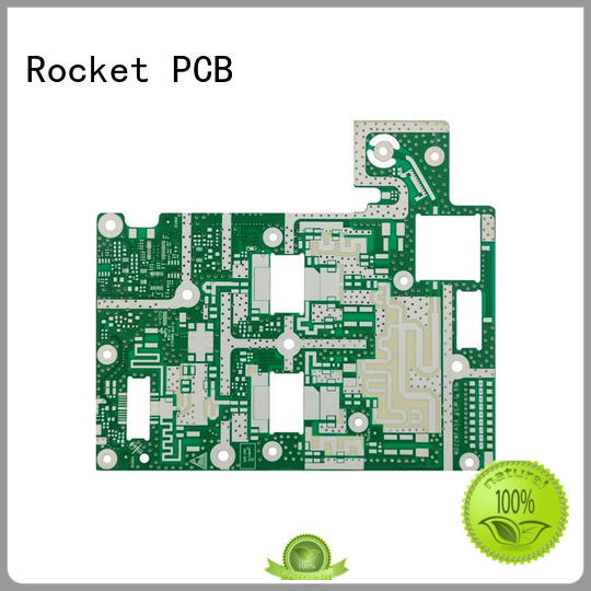 Rocket PCB high frequency pcb thermal design factory price for automotive