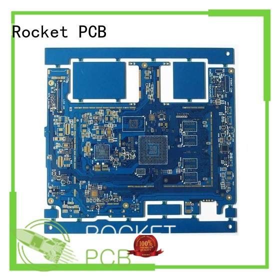 Rocket PCB laser pcb board testing board wide usage