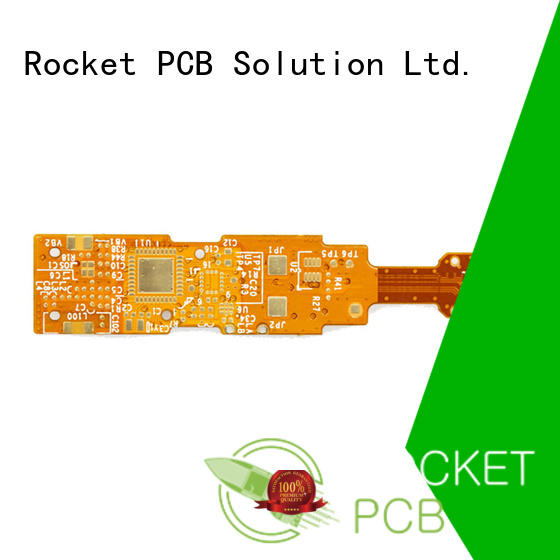 Rocket PCB pi flexible pcb cover-lay for automotive