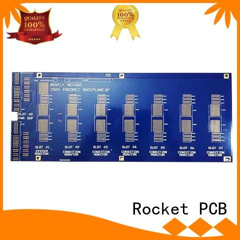 Rocket PCB board pcb board components rocket for vehicle