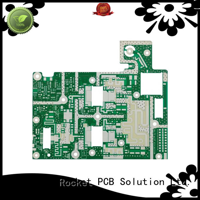 Rocket PCB process rf pcb factory price industrial usage