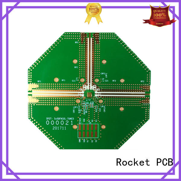 mixed circuit board structure for digital product