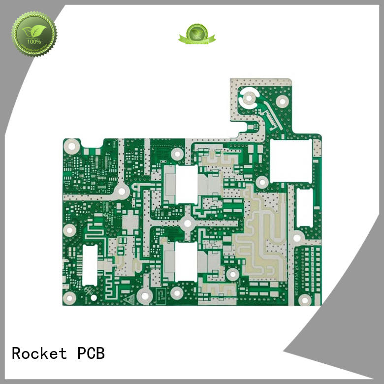 customized RF PCB production board cheapest price instrumentation