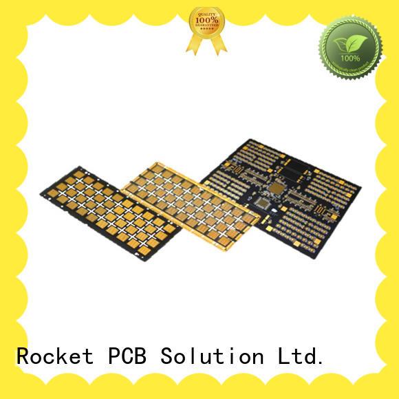 custom led pcb control for digital device Rocket PCB